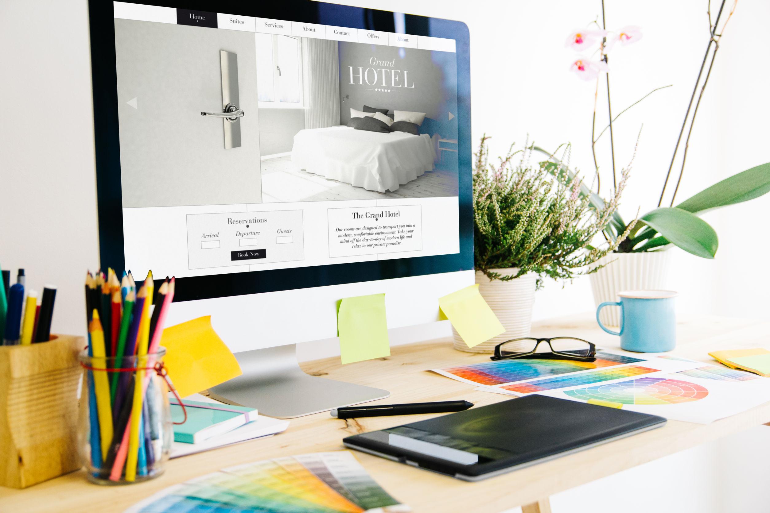 Siti internet per alberghi
